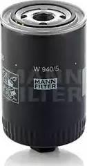 Mann-Filter W 940/5 - Filter,tööhüdraulika japanparts.ee