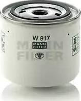 Mann-Filter W 917 - Filter,tööhüdraulika japanparts.ee