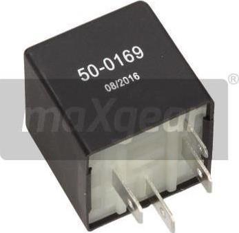 Maxgear 50-0169 - Mitme funktsiooniga relee japanparts.ee