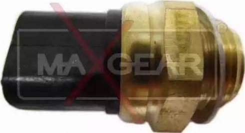 Maxgear 21-0151 - Temperatuuri lüliti, radiaatori / konditsioneeri ventilaator japanparts.ee