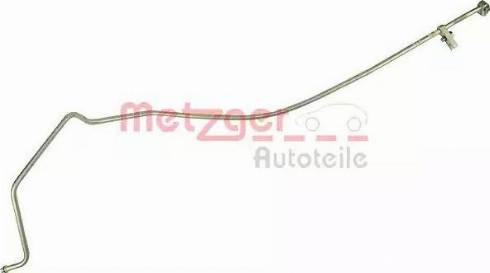 Metzger 2360016 - Kõrgsurve-/madalsurvetorustik, kliimaseade japanparts.ee