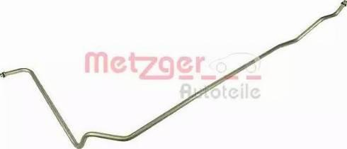 Metzger 2360017 - Kõrgsurve-/madalsurvetorustik, kliimaseade japanparts.ee