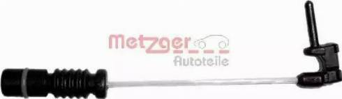 Metzger WK17-025 - Hoiatuskontakt, piduriklotsi kulumine japanparts.ee
