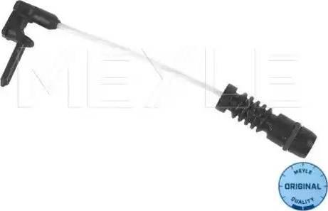 Meyle 014 054 0001 - Hoiatuskontakt, piduriklotsi kulumine japanparts.ee