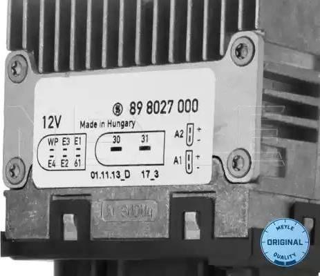 Meyle 100 880 0025 - Juhtseade,elektrovent.(mootorijahut.) japanparts.ee