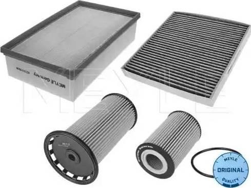 Meyle 112 330 0006/S - Filter-komplekt japanparts.ee