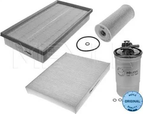 Meyle 112 330 0001/S - Filter-komplekt japanparts.ee