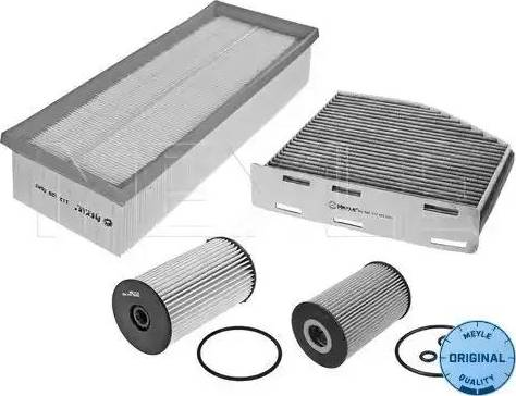 Meyle 112 330 0003/S - Filter-komplekt japanparts.ee