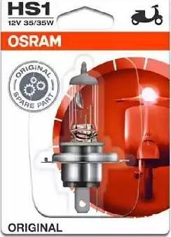 Osram 64185-01B - Hõõgpirn, esituli japanparts.ee