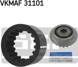 SKF VKMAF 31101 - Paindlik sidurimuhv-komplekt japanparts.ee