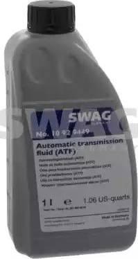 Swag 10 92 9449 - Automaatkäigukasti õli japanparts.ee
