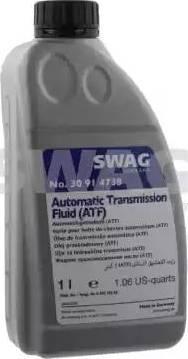 Swag 30 91 4738 - Automaatkäigukasti õli japanparts.ee