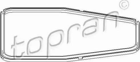 Topran 500 781 - Tihend,õlivann-automaatk.kast japanparts.ee