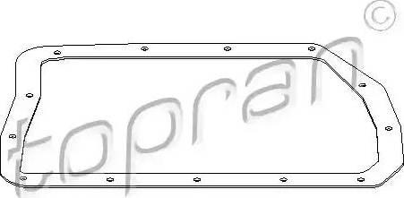 Topran 501 746 - Tihend,õlivann-automaatk.kast japanparts.ee