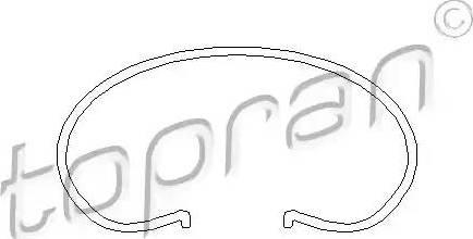 Topran 101 042 - Traatrõngas,sidurikorv japanparts.ee