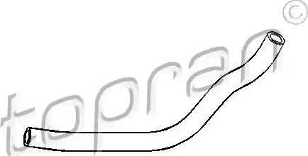 Topran 102 871 - Voolik,Soojusvaheti-küte japanparts.ee