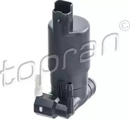 Topran 720 299 - Klaasipesuvee pump,tulepesur japanparts.ee