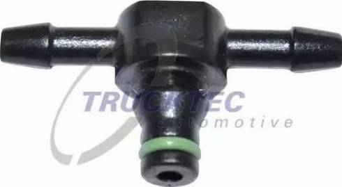 Trucktec Automotive 02.13.124 - Ühendusotsak, kütusevoolik japanparts.ee