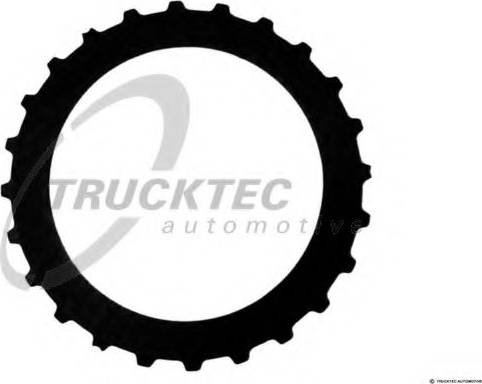Trucktec Automotive 02.25.053 - Kattelamell, automaatkäigukast japanparts.ee