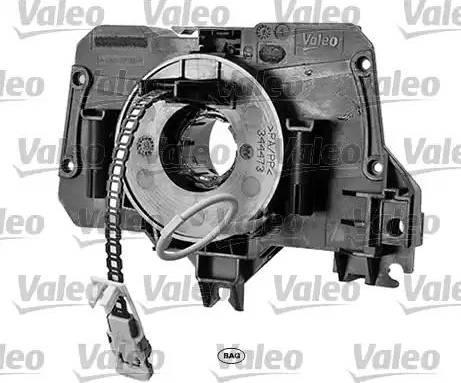 Valeo 251645 - Turvapadja lint, turvapadi japanparts.ee