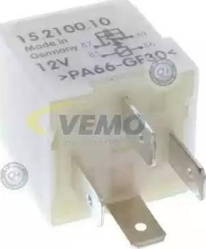 Vemo V15-71-0010 - Relee,radiaatoriventilaatori jaoks japanparts.ee
