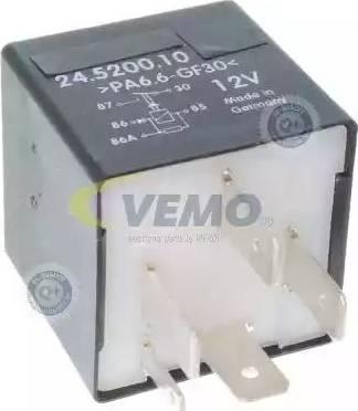 Vemo V15-71-0017 - Relee,radiaatoriventilaatori jaoks japanparts.ee