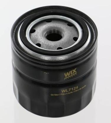 WIX Filters WL7124 - Filter,tööhüdraulika japanparts.ee