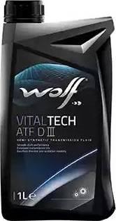 Wolf 8305306 - Automaatkäigukasti õli japanparts.ee